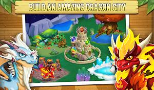 3 Dragon City App screenshot