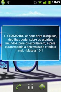 Versículo Diário - screenshot thumbnail