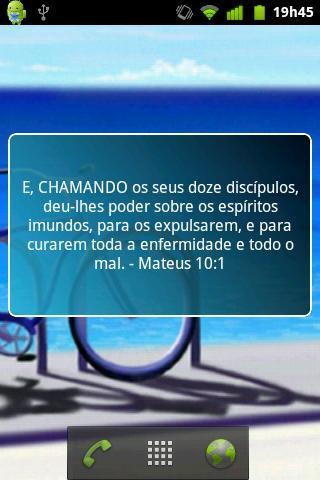 Versículo Diário - screenshot