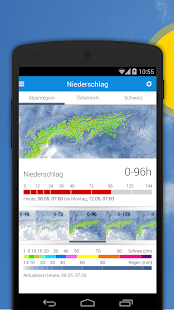 bergfex/Weather App – Forcast Radar Rain & Webcams 4