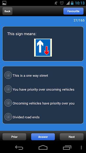 【免費教育App】UK Driving Tests-APP點子
