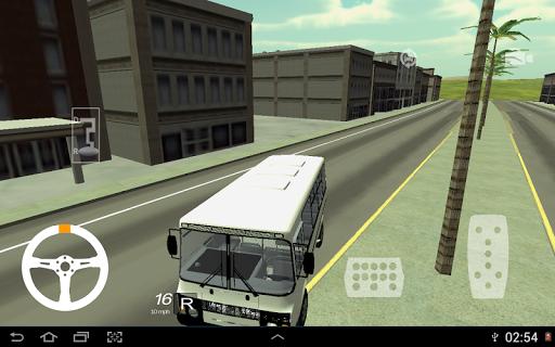 Русский симулятор автобус