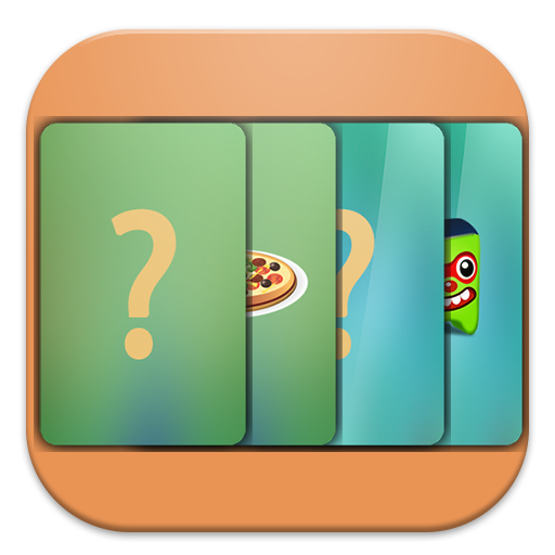 matching cards game LOGO-APP點子