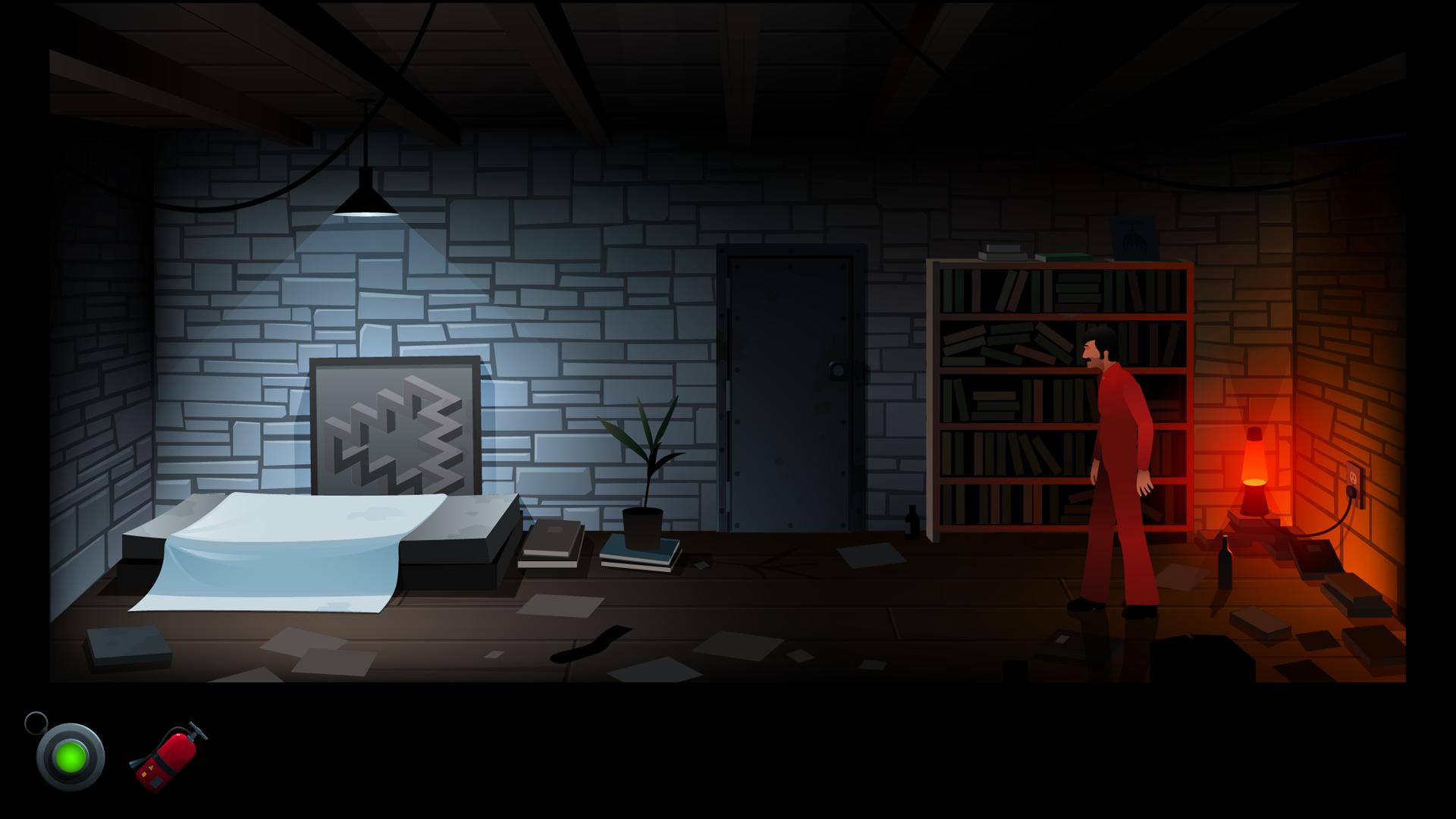 The Silent Age screenshot #5