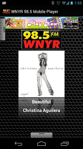WNYR 98.5 Mobile Player