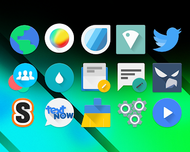 SWEET! - Icon Pack v3.3