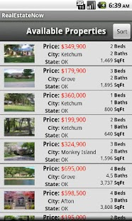 RealEstateNow by REcake - screenshot thumbnail
