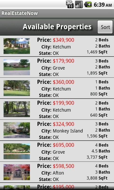 RealEstateNow by REcake - screenshot