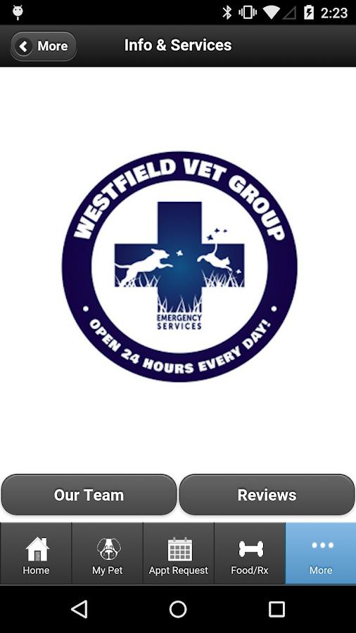 Westfield Vet Group 4