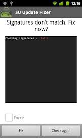 Superuser Update Fixer Screenshot 4