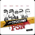 Crónicas PSN vol. 1 logo