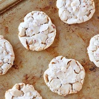 Cinnamon Eggnog Cookies