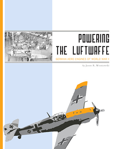 Powering the Luftwaffe cover