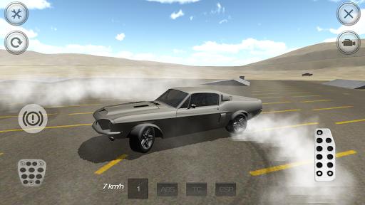 Old Nitro Tuning Car 3D