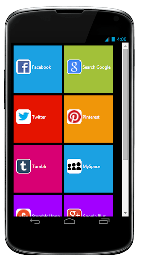 My Social Browser