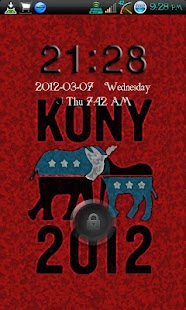 Go Locker Kony 2012 - screenshot thumbnail