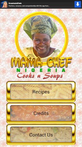 Mama Chef Full Ads-version