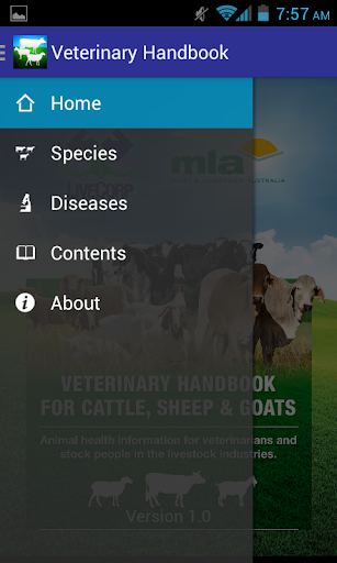 【免費書籍App】Veterinary Handbook-APP點子