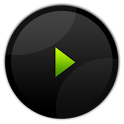 PowerAmp FreshGreen Skin icon