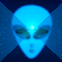 Runner in the UFO:Gyroscope WP icon