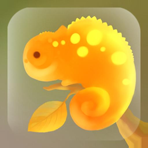 個人化App|Mini Chameleon LOGO-3C達人阿輝的APP