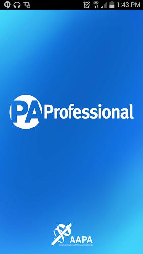 PA Professional