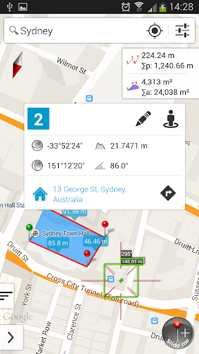Measure Map Lite 4.0.0 screenshots 3