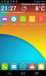 Nexus 5 Multi Launcher Theme 2 v1.8.1