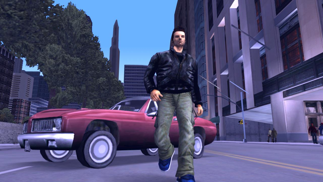 Grand Theft Auto 3 - screenshot