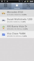 Screenshot of Mortgage Loan Calculator