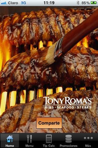 Tony Roma´s Guatemala