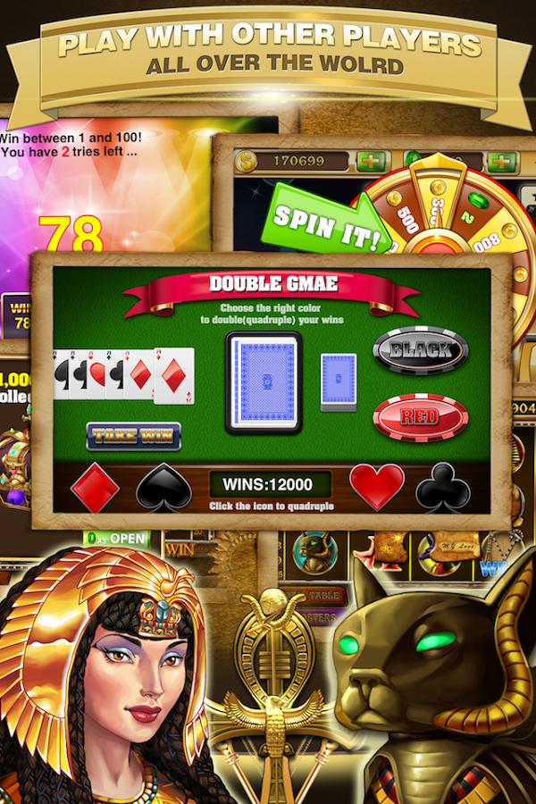 pharaoh slot machine game cheats