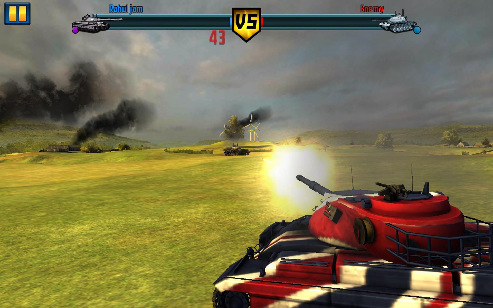 Boom! Tanks screenshot #18