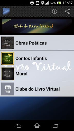 Clube do Livro Virtual