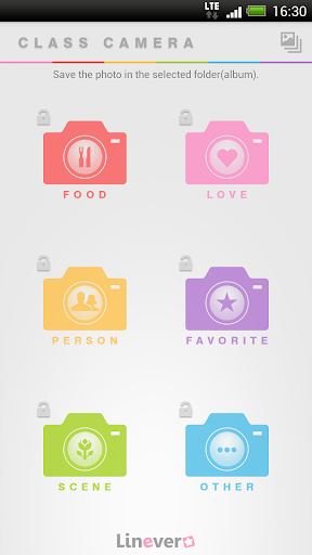 類相機 自動文件夾安排・照片分配