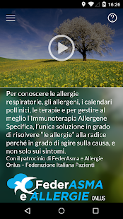 Allergy Control- miniatura screenshot