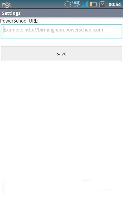 PowerSchool Access for Android - screenshot