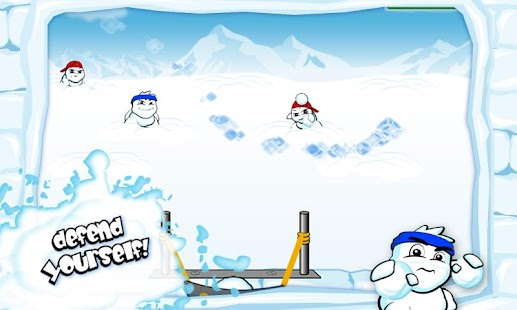 SnowBomber Lite - screenshot thumbnail