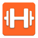 Lift Tracker Weightlifting Log icon