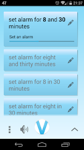 myVoice - Voice commands- screenshot thumbnail