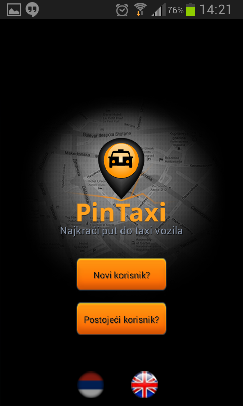 mapa beograda najkraci put PinTaxi – Android Apps on Google Play mapa beograda najkraci put