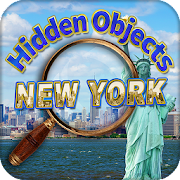 Hidden Objects - New York City Puzzle Object Game