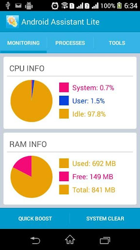 Mobile Cleaner Ram Booster