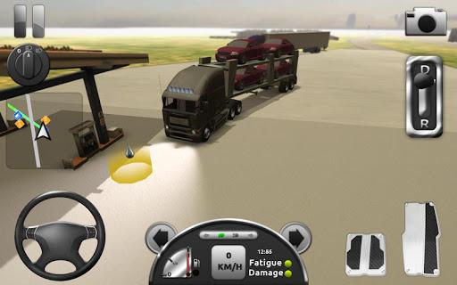 Truck Simulator 3D 2.1 Cheat screenshots 4