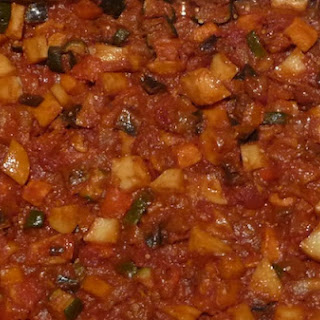 Givetch – Updated Bulgarian Roasted Ratatouille.