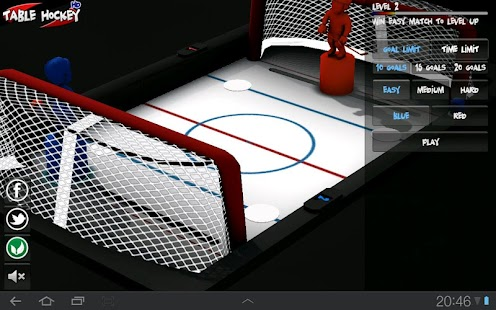 Table Hockey HD - screenshot thumbnail