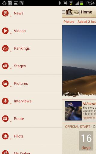 玩免費運動APP|下載Dakar Rally 2016 app不用錢|硬是要APP