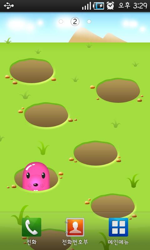 Touch Moles - screenshot