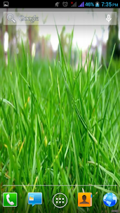 Grass Live Wallpaper - screenshot thumbnail
