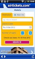 Screenshot of airtickets.com